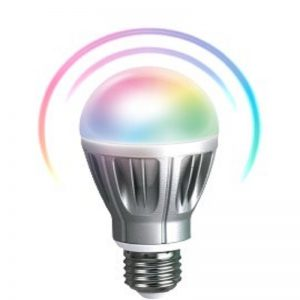 Zipapo RGBW Smart LED Bulb 6.7 Watt